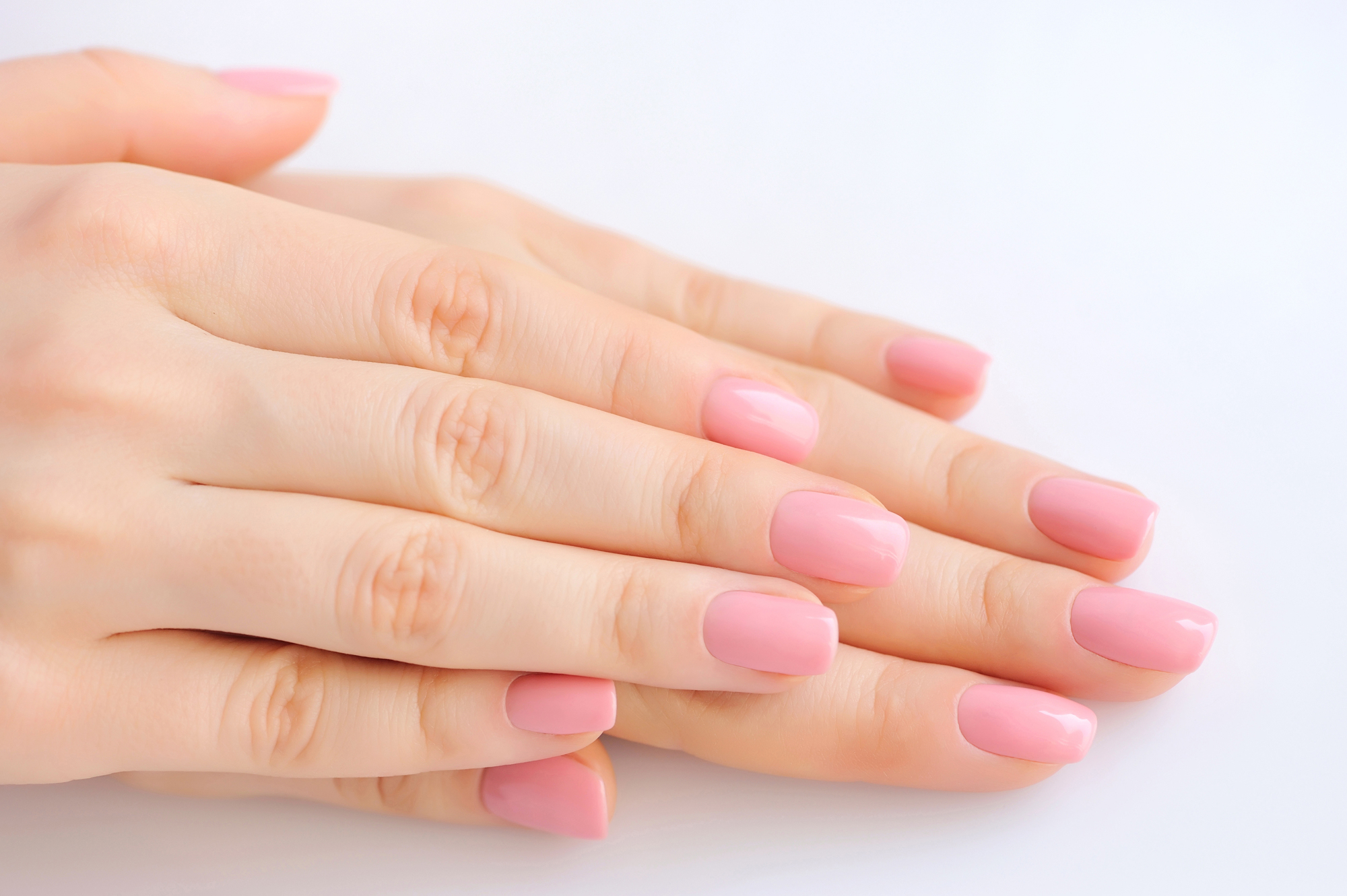 シンプルなピンクのワンカラー