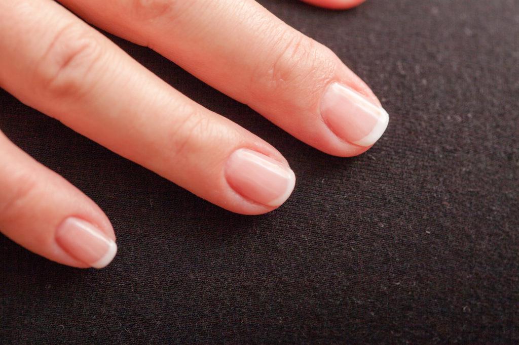 整えられたきれいな爪